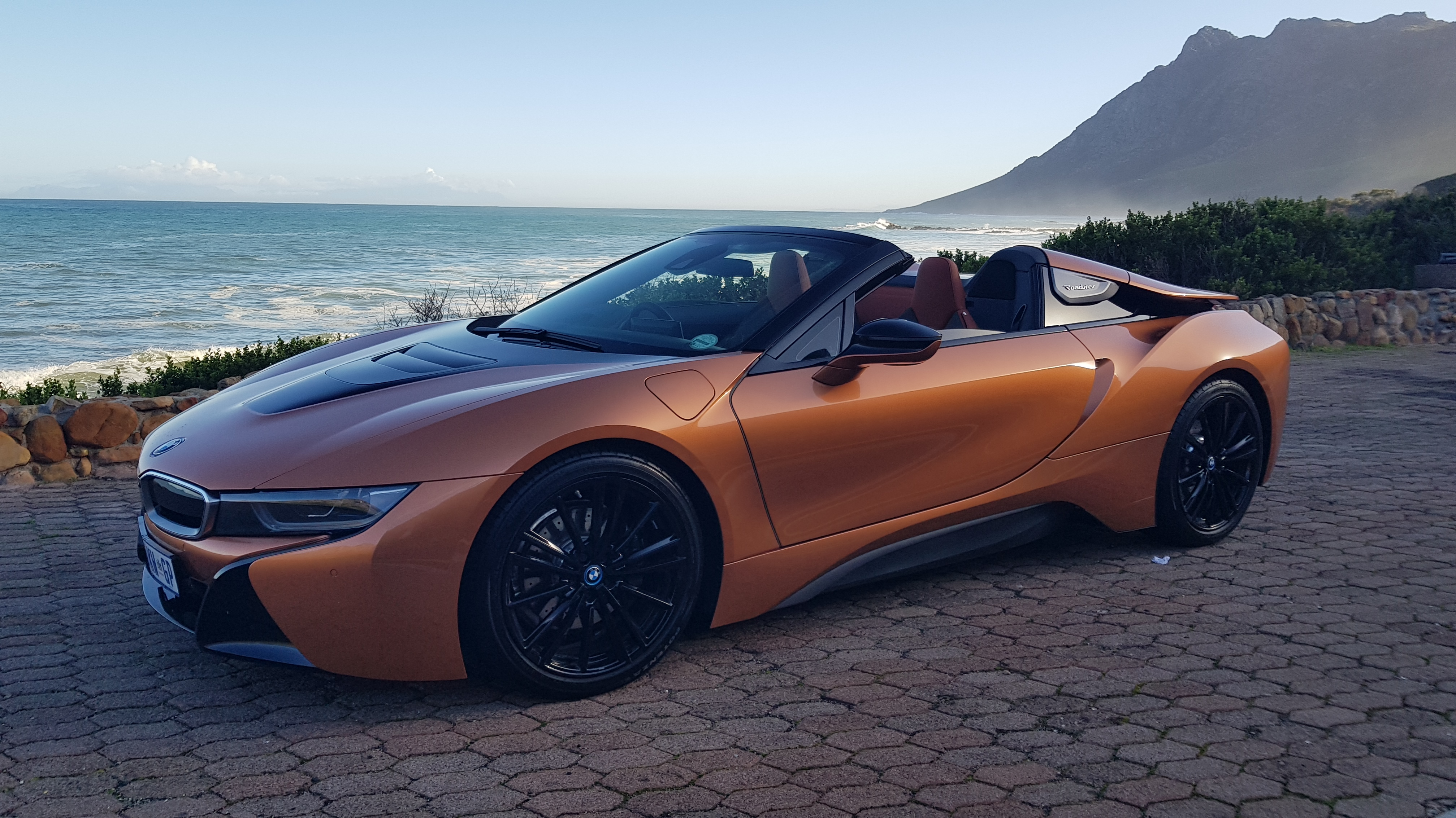 First Drive In The New Bmw I8 Roadster Juliet Mcguire