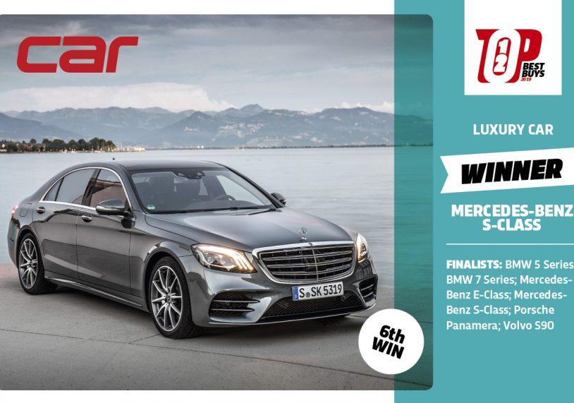 CAR mag awards