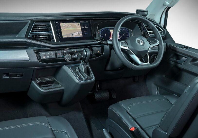 Caravelle interior